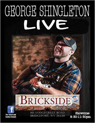 Live entertainment at Brickside Bar & Grille