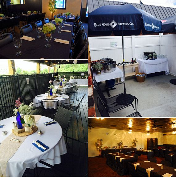Banquet and catering events at Brickside Bar & Grille
